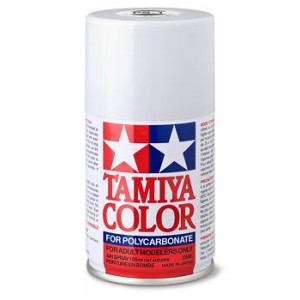 Spray Tamiya PS1 Bianco, 100ml