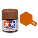 Tamiya paint acrilico XF6 Copper, 23ml