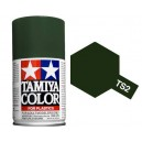Spray Tamiya acrilico TS2 Dark green, 100ml