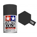 Spray Tamiya acrilico TS6 Matt black, 100ml
