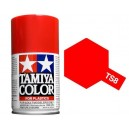 Tamiya spray acrilico TS8 Italian red, 100ml