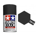 Tamiya spray acrilico TS14 Black, 100ml