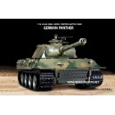 German Panther 1/16 RC Battle Tank