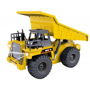 CAMION RC 2.4G 6 CH 1/18
